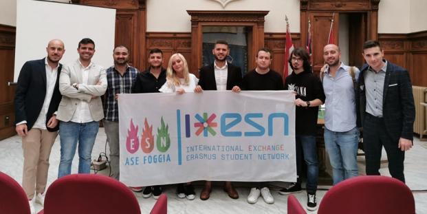 La conferenza organizzata presso Palazzo Dogana a Foggia, in occasione dei Welcome Days del 1° semestre 2019/2020.
